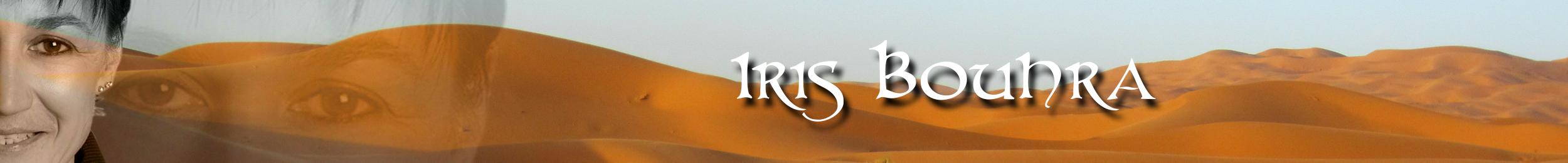 Iris Bouhra -Freie Autorin